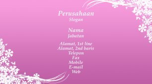 #177296 contoh cartu nama girly